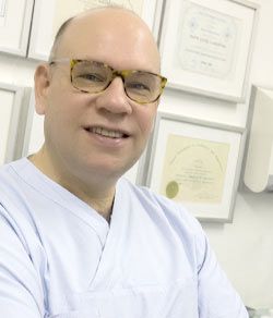 Peter Laskowski BDS - Principal Dentist at Ealing Smiles